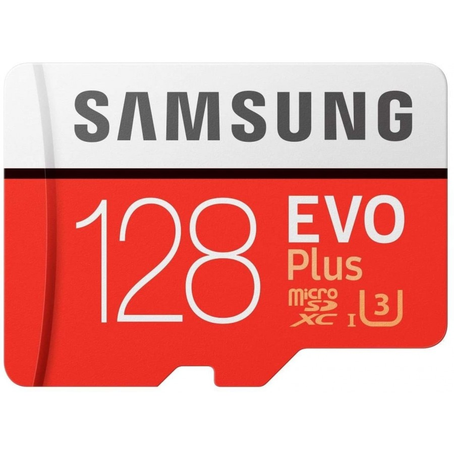 Samsung EVO Plus 128GB Micro SD Card With Adapter