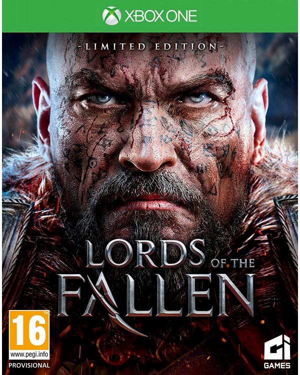 Lords of the Fallen Limited Edition With Soundtrack Disk