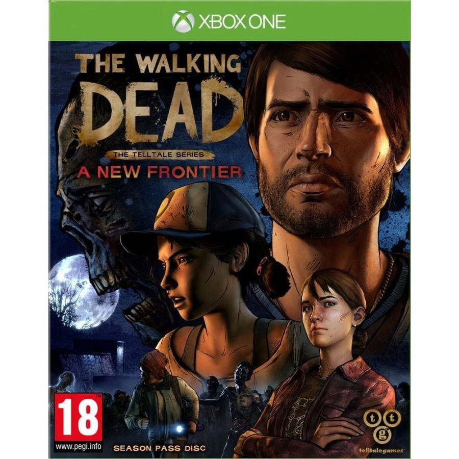 The Walking Dead The Tell tale Series A New Frontier